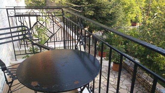 Rodavgi, Grekland: balcony