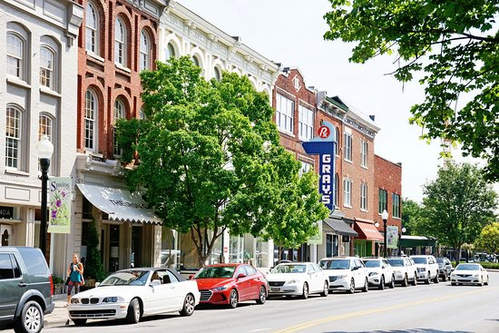 ‪Downtown Franklin‬