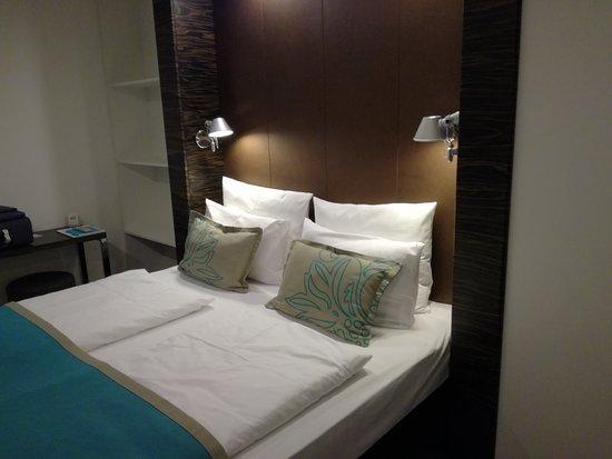 Motel One Saarbrucken: Doppelzimmer