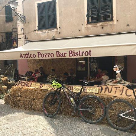 Antico Pozzo Bar Bistrot: Piatti