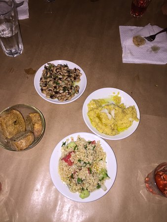 Palio Kantouni: Welcome starters offered free