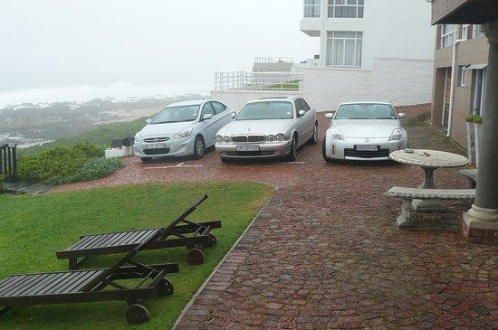 Beachview, África do Sul: Safe on-site parking