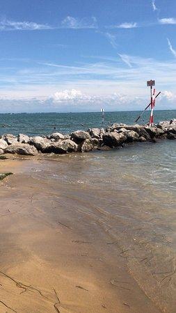 Spiaggia di Lignano Pineta : Vacanze