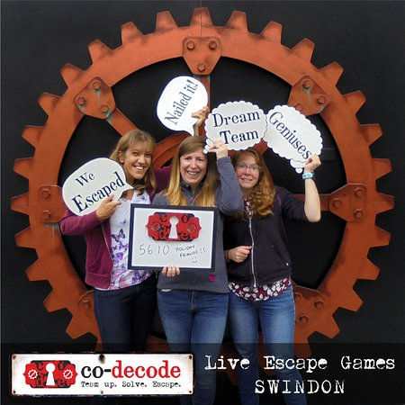 ‪Co-Decode Live Escape Games‬