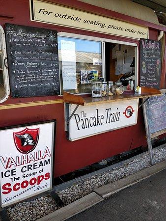 Margate, Australien: Pancake carriage