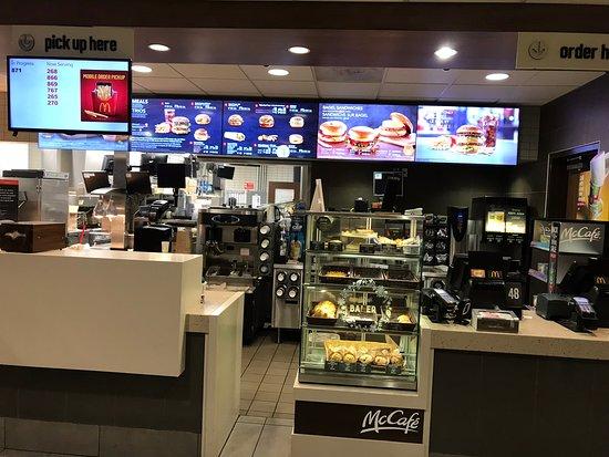 Casselman, แคนาดา: Order Counter
