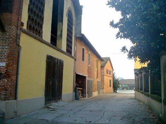 Villa Padronale Cascina Fontana: Edifici della cascina