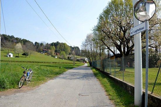 Brebbia, Italia: Da ISPRA via laghetasc