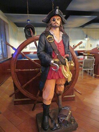 Le Marine : Au temps des pirates