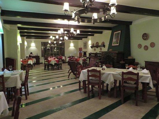 Hotel & Spa Laguna Seca: El Fogon