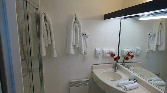 Saint-Leger-sous-Brienne, ฝรั่งเศส: Hotel AIR LANE