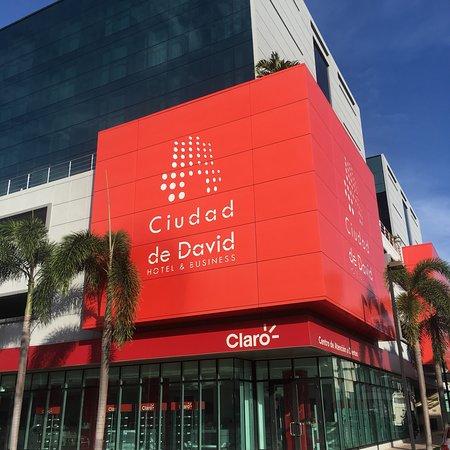 Hotel Ciudad de David: photo0.jpg