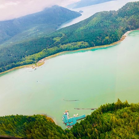 Knight Inlet Lodge: Absolute paradise