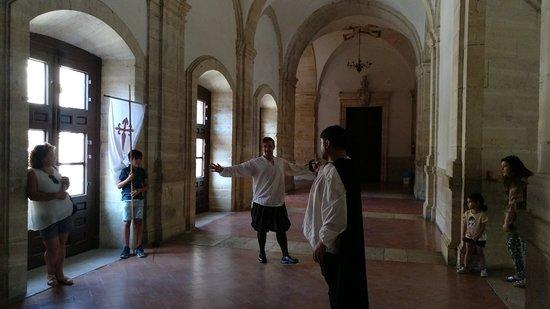 Ucles, Espanha: Visita teatralizada el 15 de agosto