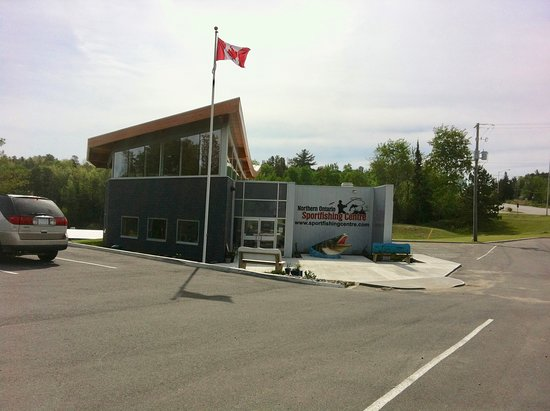 Northern Ontario Sportfishing Centre