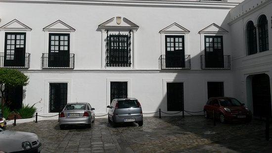 Palace of Medina Sidonia: Entrada