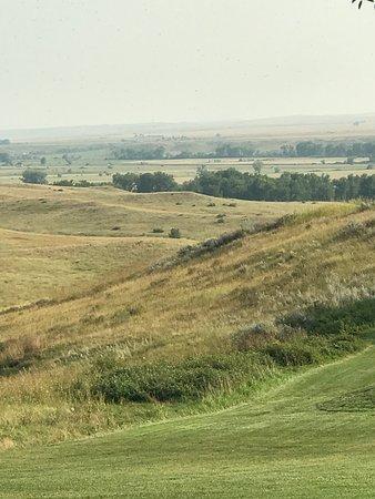 Custer Batttlefield Trading Post-billede