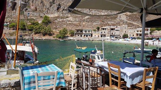 Gerolimenas Beach: taverne sulla baia