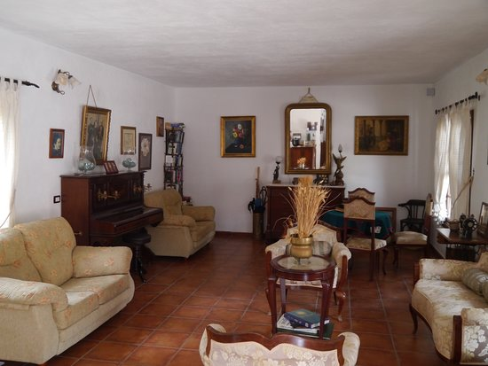 Hotel Rural El Navio - Only Adults: Reception area.