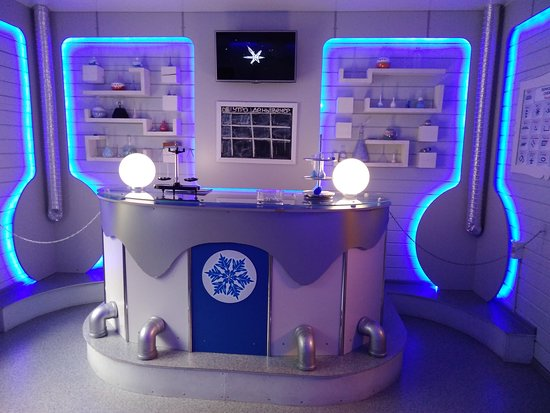 Ded Moroz Estate: Лаборатория погоды