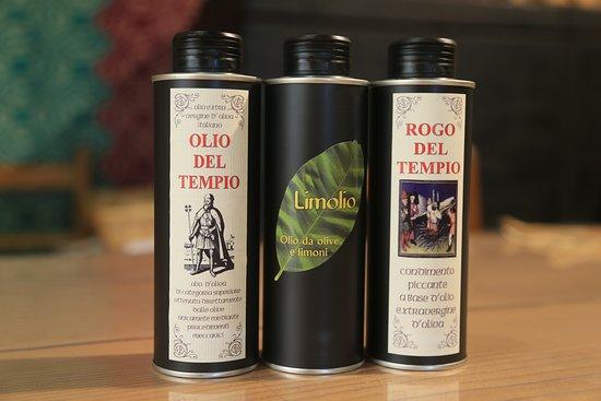 Olio del Tempio - Extravirgin Olive Oil