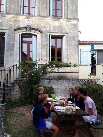 Soubran, Francia: Garden