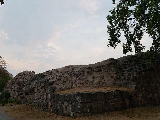 Stegeholms Slottsruin