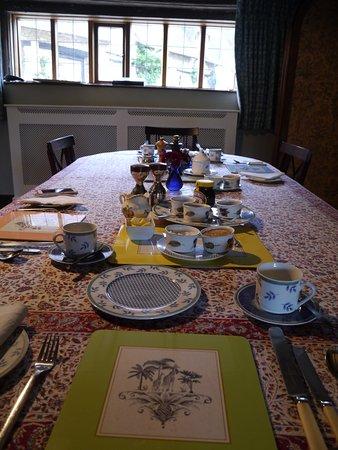 Halford, UK: La colazione