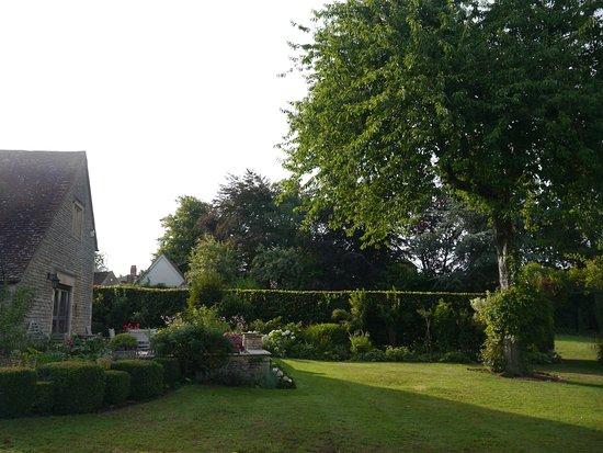 Halford, UK: Il giardino