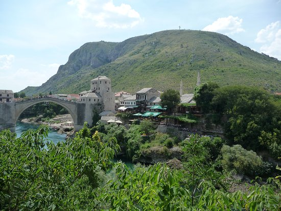 Chasing the Waterfalls - Day Trip to Mostar and Kravice from Dubrovnik: Mostar bridge