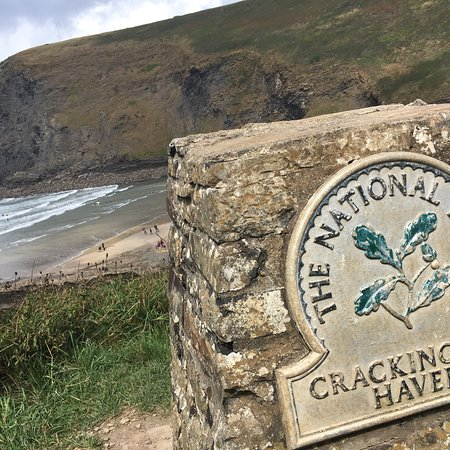 Crackington Haven, UK: Haven Cafe