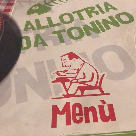 Bar Allotria - Da Tonino Fotografie