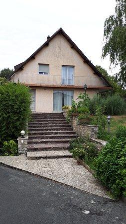 Magny-en-Vexin, Frankrijk: GITE LA MAISON DE L'AUBETTE