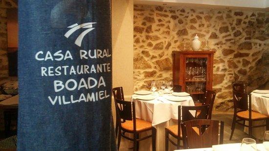 imagen Restaurante Boada en Villamiel