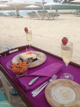 Jumeirah Beach Hotel Bild