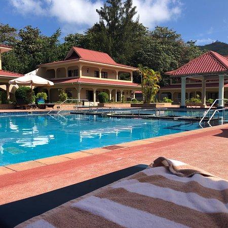 The Oasis Hotel Restaurant And Spa Praslin Tripadvisor