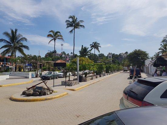 Jalisco, Mexico: Plaza de Bucerias