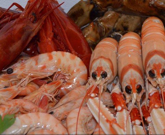imagen Pescados y Mariscos Galma en Bailén