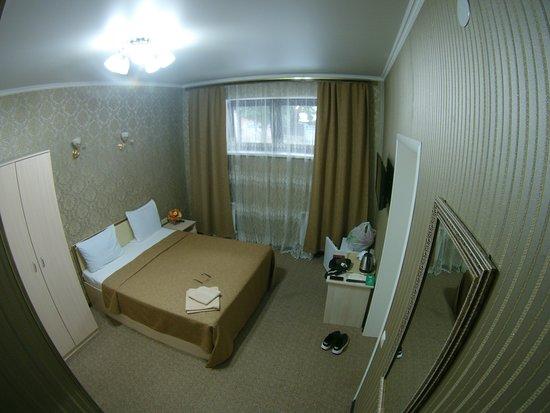 Sultan Hotel in Kislovodsk: комната с другой стороны