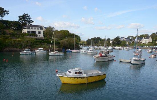 Doelan, Frankrike: il porto