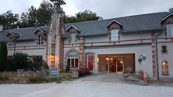Garrevaques, فرنسا: Entrée hôtel