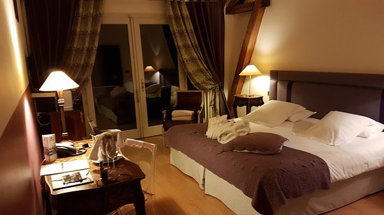 Garrevaques, فرنسا: Chambre