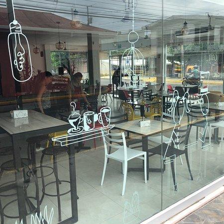 The Coffee House Liberia