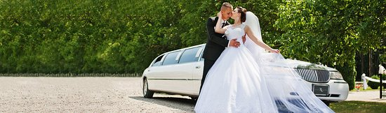 Valley View, TX: Skyler wedding limousine