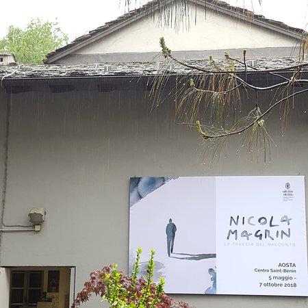 Centro espositivo Saint-Benin