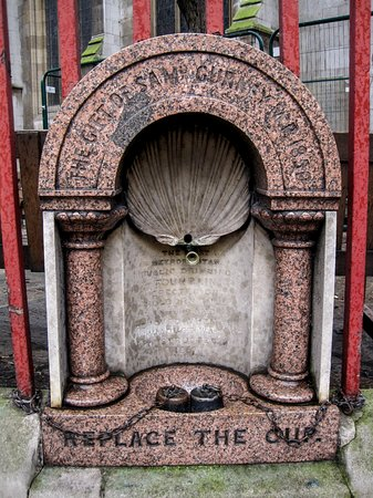 London's First Drinking Fountain
