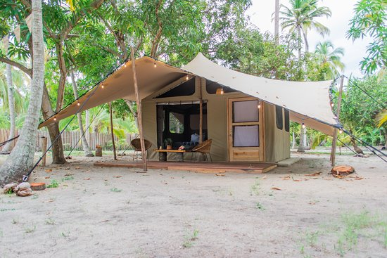 Buritaca, Colombia: Luxury Glamper Tent