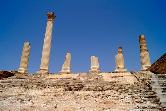 Ben Arous, Tunísia: Храм Юпитера