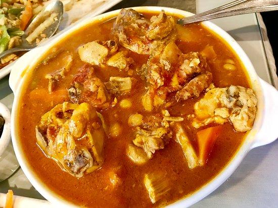 Chicken Afritada Picture Of Patio Filipino San Bruno Tripadvisor