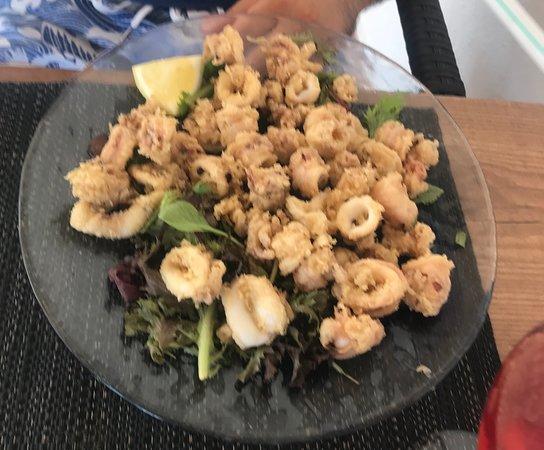 Restaurante Mediterráneo foto